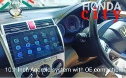 Car Android Multimedia Player For Honda City