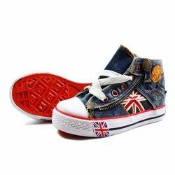 Childrens Canvas Shoes
