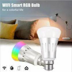 Wifi Smart RGB W LED Bulb