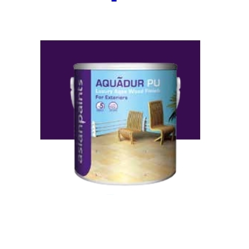 Asian Paints Green Woodtech Aquadur Pu Exterior Wood Paint