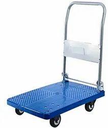 Foldable Platform Trolley - 150 kg Load Capacity
