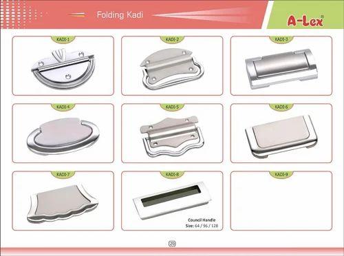 Zinc Drawer Kadi Nickel Size Fix Rs 30 Piece Shivam
