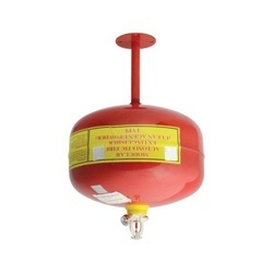 10 Kg Automatic Modular Clean Agent Fire Extinguisher