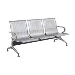 Stainless Steel Waiting Bench