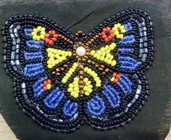 TBP181 Beaded Patches