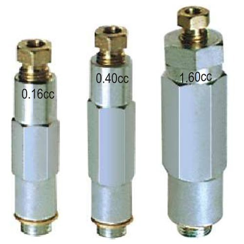 Startlub Oil Metering Injectors/ Cartridges, Warranty: 6months