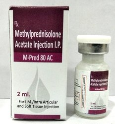 Methylprednisolone Acetate 80 Mg