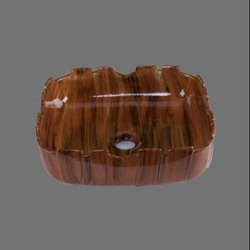 3053 Brown Table Top Basin