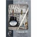 Cretacolor Black Calligraphy Pen Set