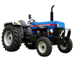 Powertrac Euro 55, 55 hp Tractor, 1800 kg