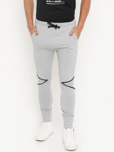 62caad1655d MASCULINO LATINO Cotton New Fashion Zipper Pant  s