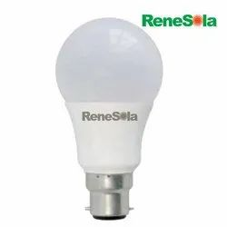 RENESOLA LED BULB B22 6500K 9W, For HOME AND OUTDOOR