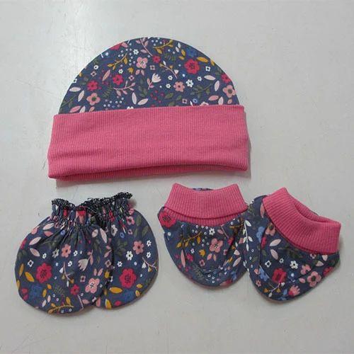 Magic Train Woolen Kids Cap Mittens Booties With Gloves 3f2ed4d0923