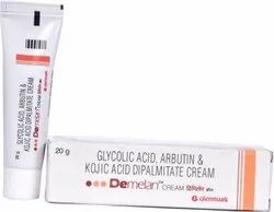 Glycolic Acid Arbutin and Kojic Acid Dipalmitate Cream