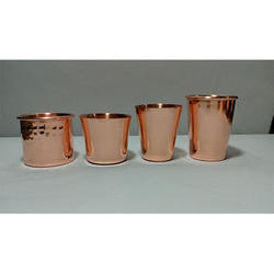 Copper Mini Glass