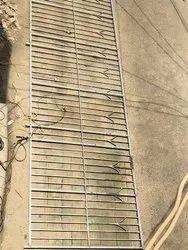 Steel 304 Balcony Grills