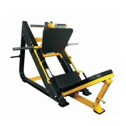 Inclined Leg Press Machine