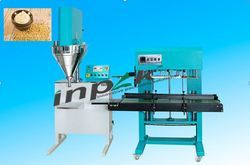 Gram Flour Filling Machine