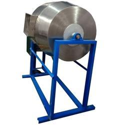 DEVIKA Stainless Steel Powder Mixing Machine, FPMMM, Capacity: 30 To 250 Kgs Per Batch