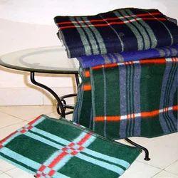 Woolen Refugee Blankets