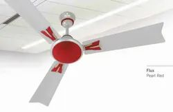 Flux Pearl Red Ceiling Fan