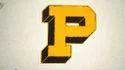 P Letter 3D Patch