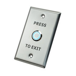 Stainless Steel Big Exit Switch
