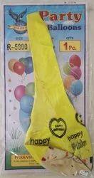 Centre Latex Balloon