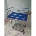 Stainless Steel Baby Trolley