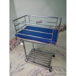 Baby Trolley Stainless Steel