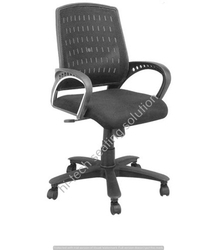 Low Back Designer Mesh Chair