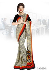 Uniform Saree for Worker