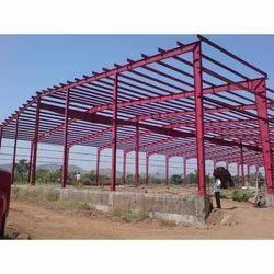 Steel Sheds Fabrication