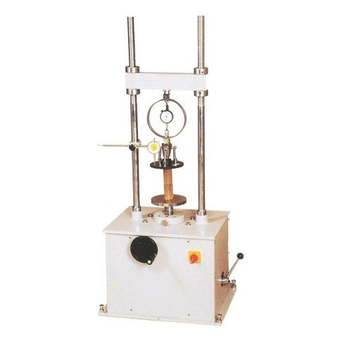 Soil Testings Equipments - Automatic CBR Test Apparatus