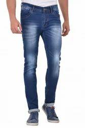 Men Slim Fit Stretchable Jeans