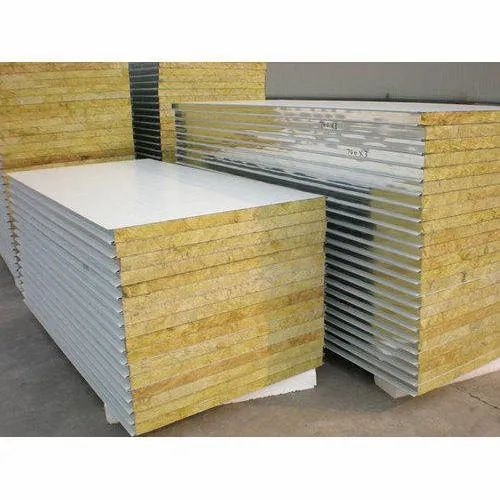 Rockwool Doors And Panel, Thickness: 100-500 Mm