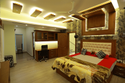 Living And Bed Room Interior Design