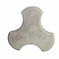 Interlock Concrete Paver Block