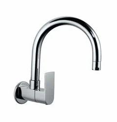 Silver Jaquar LYR-CHR-38347 Sink Cock