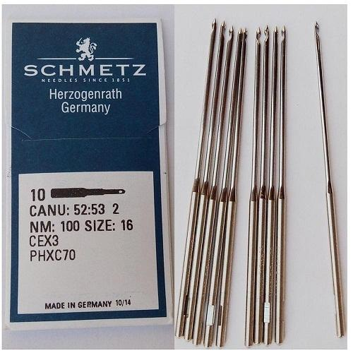 Schmetz India Private Lim... Industrial Sewing Needle, for Textile Industry