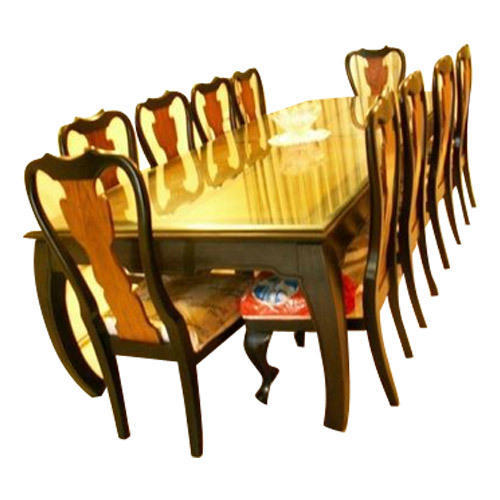 ea9c424bfd5b 10 Seater Wooden Dining Table at Rs 300000 /set   Baltana   Zirakpur ...
