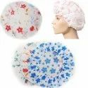 3 Pieces Bath Shower Cap for Women