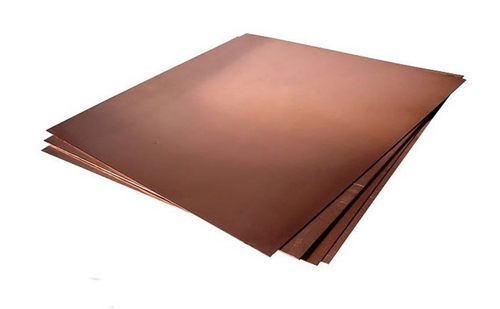 Copper Non Ferrous Flats for Construction, Thickness: 0.15 to 200 mm