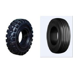 Black Trolley Tyres