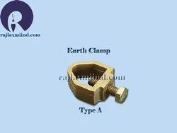 Earth Clamp Type A Size 5/8