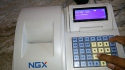 NGX Billing machine 50 mm/sec NGX Electronic Billing Machine, Warranty: 1 year