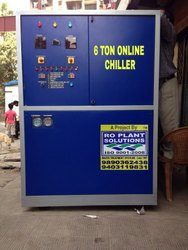 6 Ton Online Water Chiller