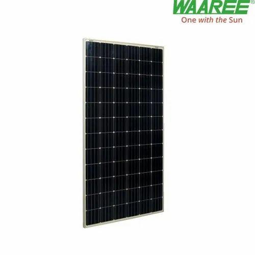 370 Watt Waaree Aditya Series Solar Panel Wsm 370 Weight 22 5 Kg Id 20220706255
