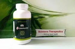 S-Immuno Tablets, 60 Tablet Bottle, Treatment: Immunity Enhancer