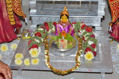 Pooja Items Design And Decoration Services At Rs 1000 Pack